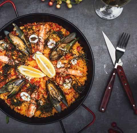 Beneficios de comer pescado y marisco
